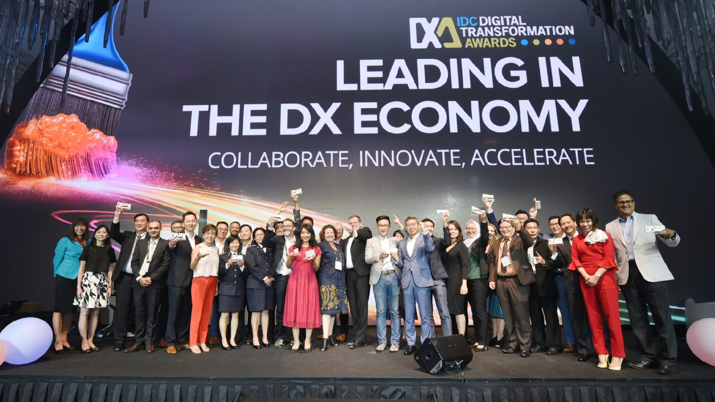 IDC names 13 winners of APAC DX Awards 2018; PhilCare wins, too
