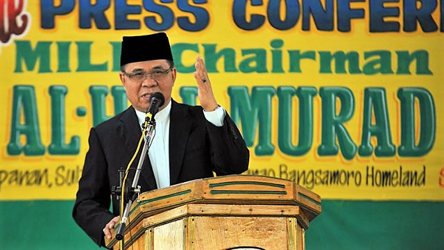 Sulu wants BOL scuttled; MILF casts doubts on motivation