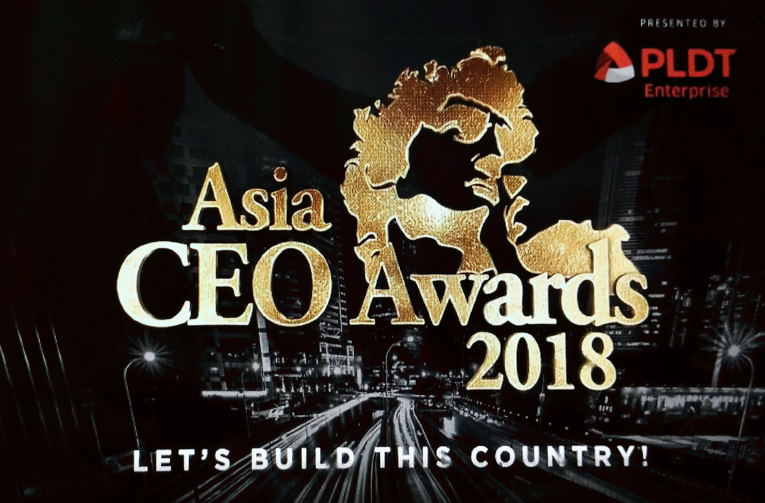 Microsoft PH's COO is 'Young Leader of the Year' in Asia CEO Awards 2018