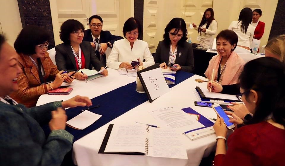 OPAPP says registry to advance women, peace, security in ASEAN