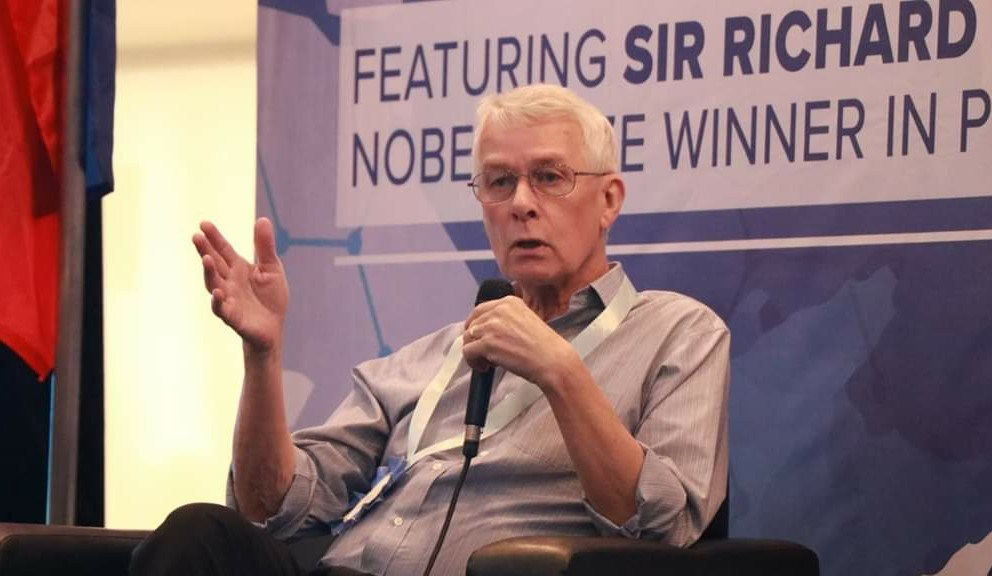 After Sir Roberts' visit, DOST eyes Nobel laureates to pick their minds