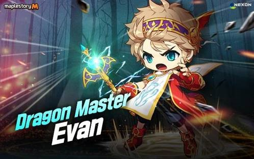 Nexon's MapleStory Mobile unveils new Evan Class and Mini-Games