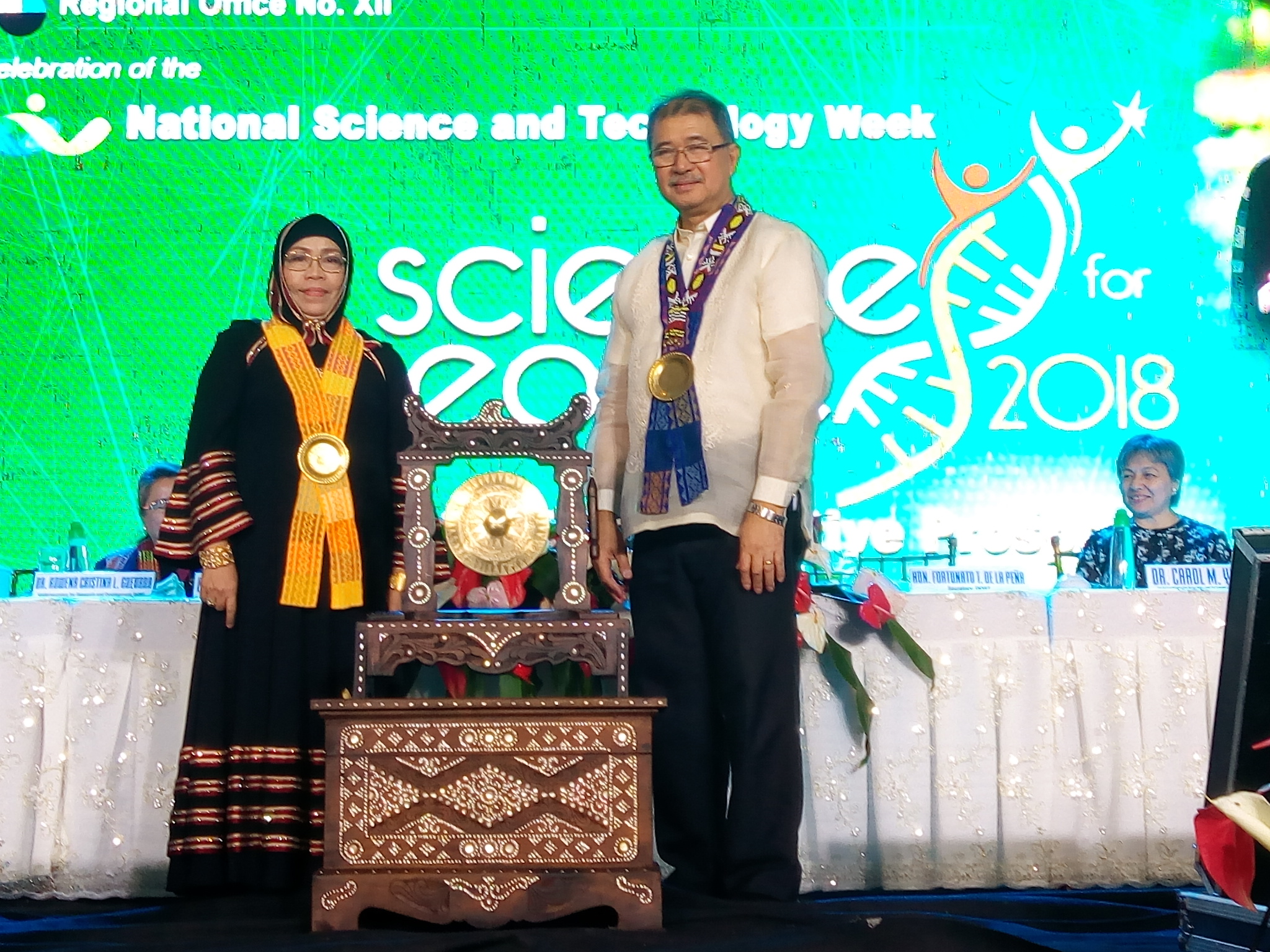 DOST-SOCCSKSARGEN Stages RSTW Celebration; Here's How in Pictures
