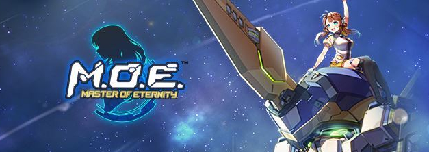 Nexon's Master of Eternity in New Year offers mecha-mashing update