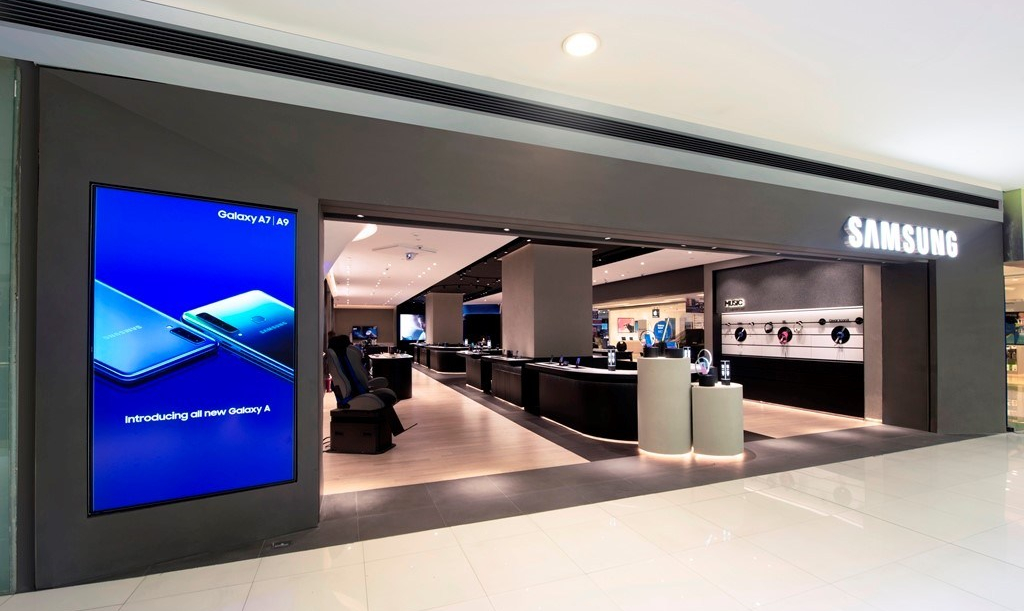 Samsung Upgrades Customer Experience at its SM Megamall Flagship Store
