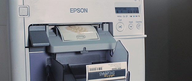 ​Epson redefines food-and-drink business, one print at a time