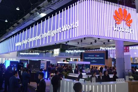 Huawei Enterprise introduces Digital Platform at Mobile World Congress 2019