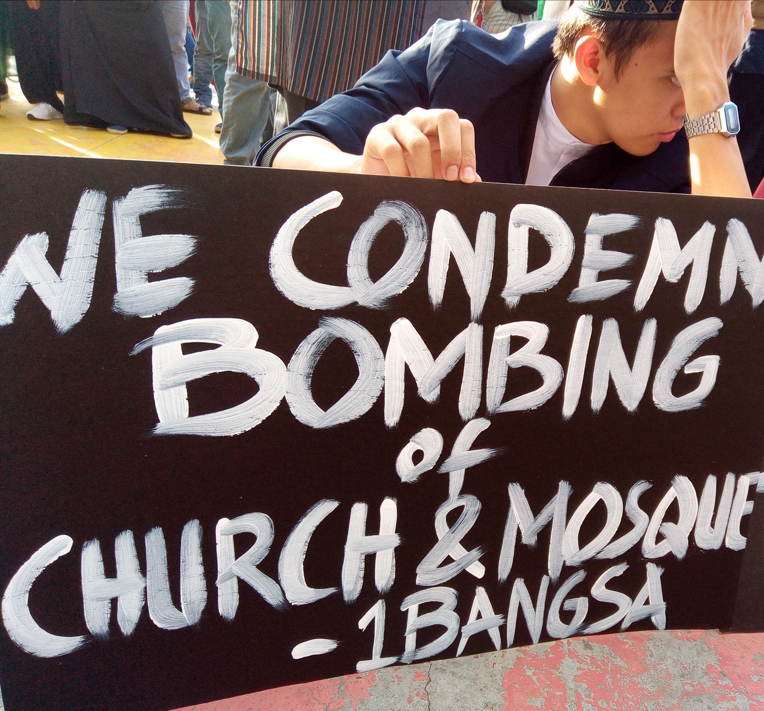 ​NCMF Appeals to All Filipinos for Calm Over Jolo & Zamboanga Bomb Attacks