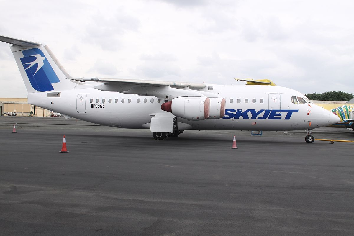 Skyjet Airlines to fly direct to Camiguin  starting in May 2019