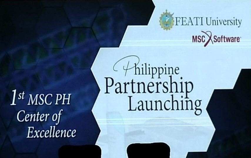 MSC Software, FEATI Linkup Prepares Filipino Engineers for