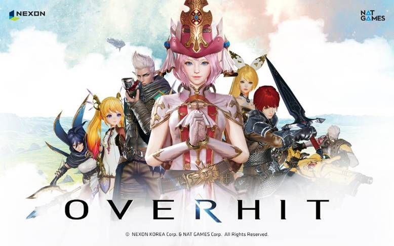 Star-studded Voiceover Cast Join Forces in Global Launch of Overhit