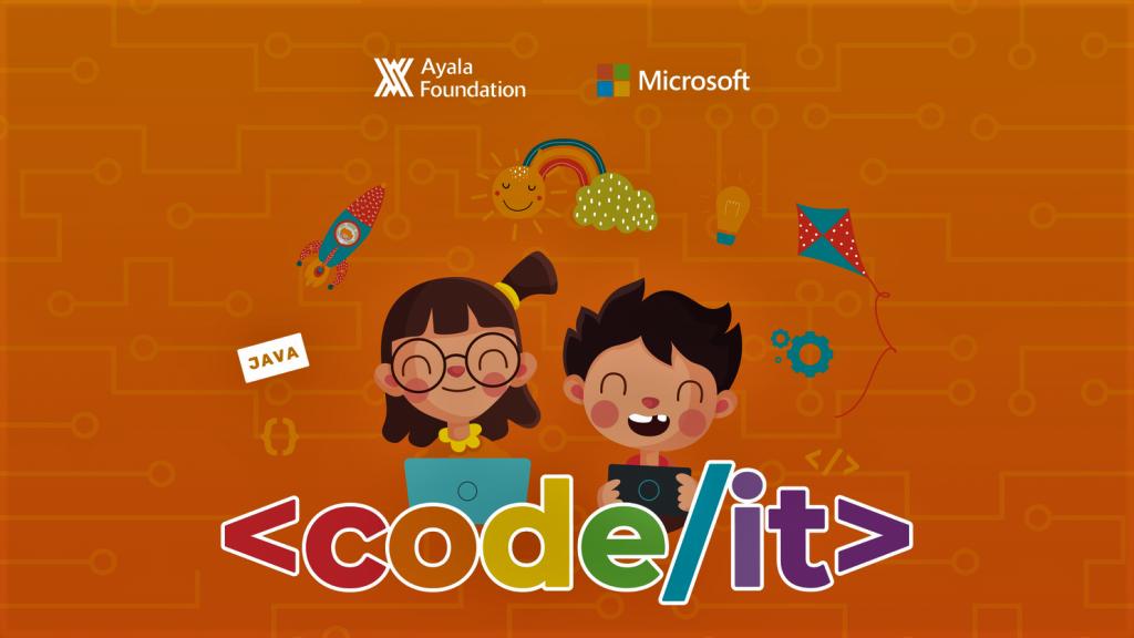 Ayala Foundation, Microsoft Equipping Filipino Kids for Future Workplace