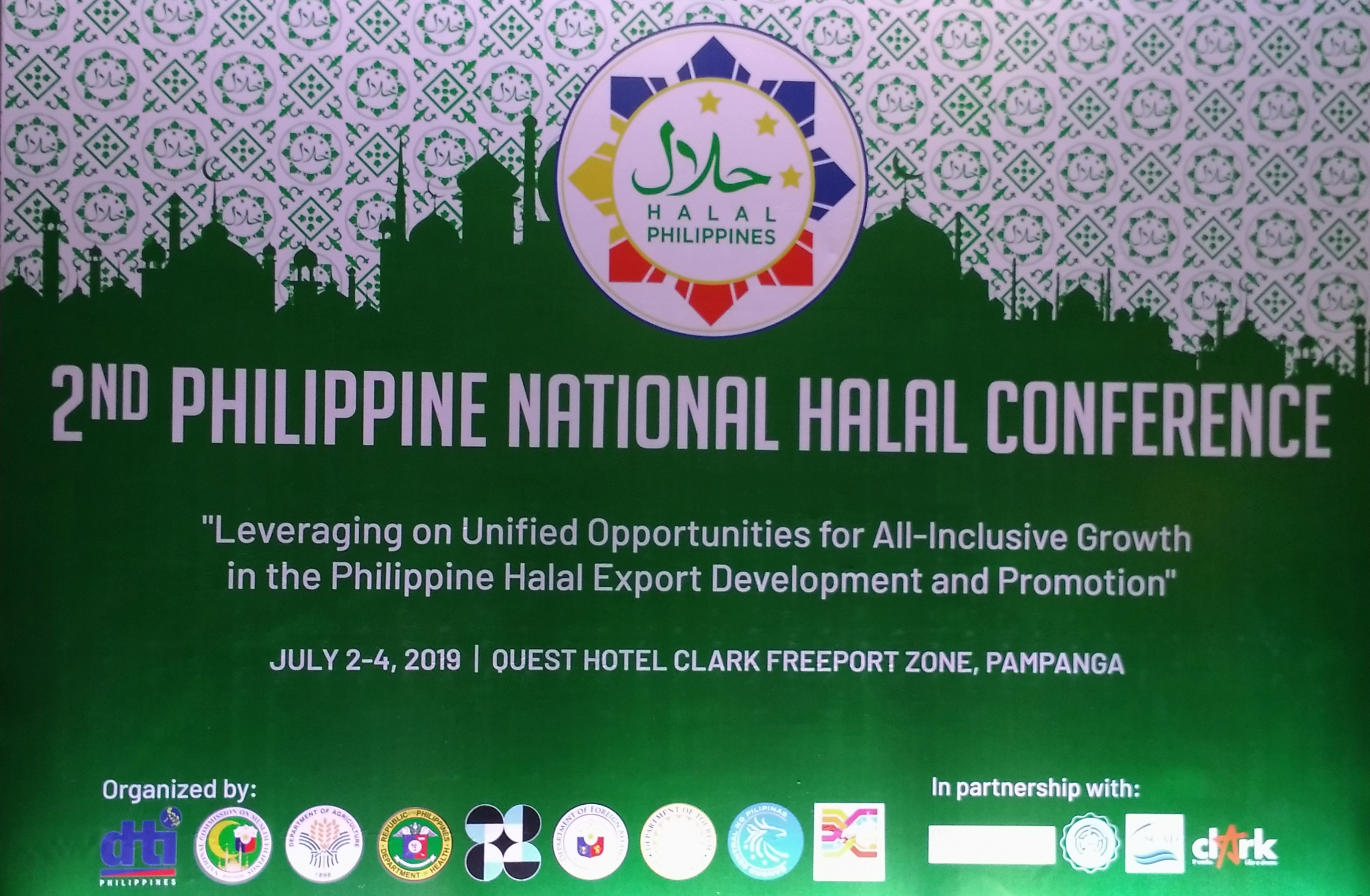 DTI Priming Up Region III on Halal as SEA Games 2019 Nears — Macatoman