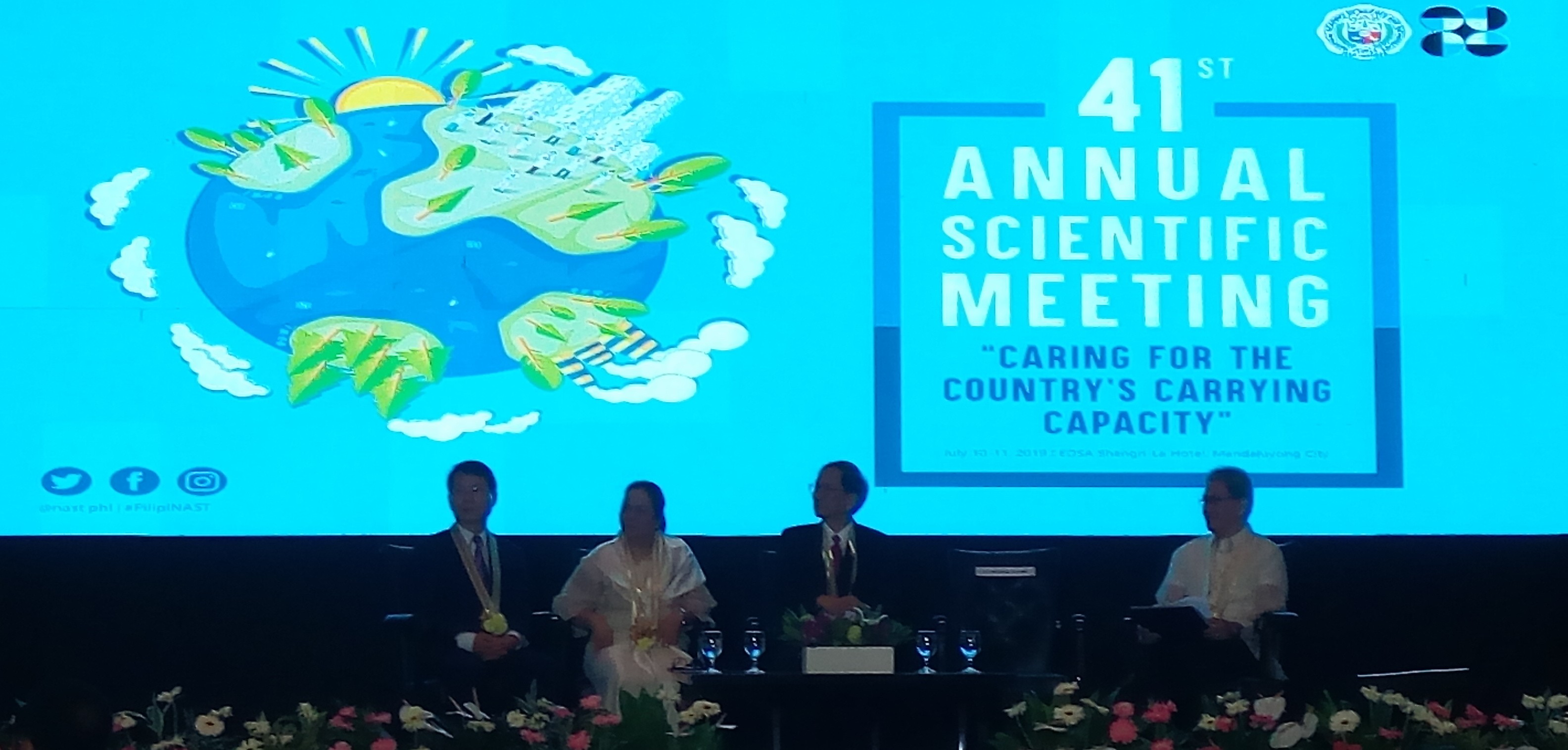 DOST Says PH Lack Experts in S&T; NAST Holds 41st ASM