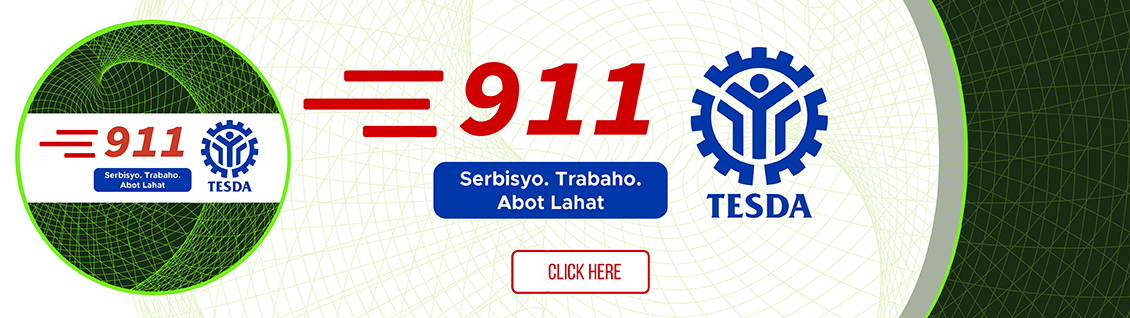 Gov't Opens '911TESDA' Registration for NC Holders