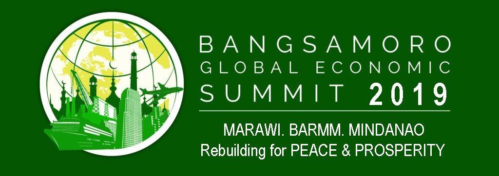 President Invited to Bangsamoro Global Economic Summit 2019 at Manila Hotel