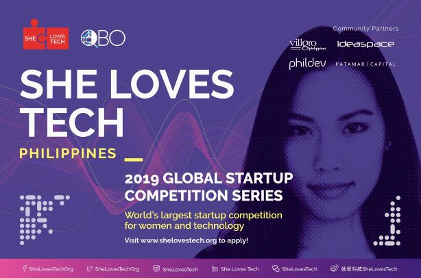 VESL Sails Past Rivals in She Loves Tech Philippines 2019 Competition