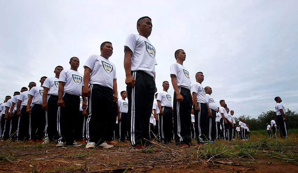 Previously 'Unthinkable,' MILF Members Now Live and Train Under Military Officers
