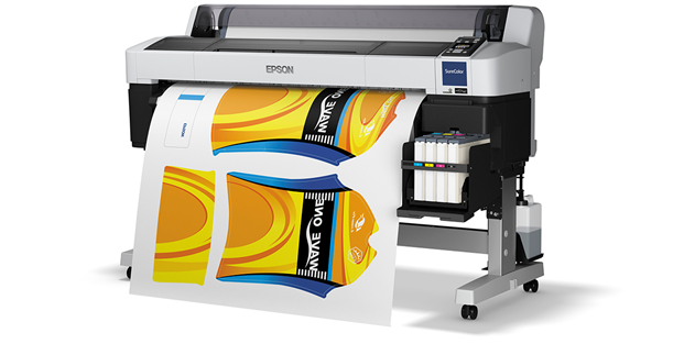 Epson, SureColor SC-F6270, Philippines, dye sublimation, printing, team apparel, revolutionizing