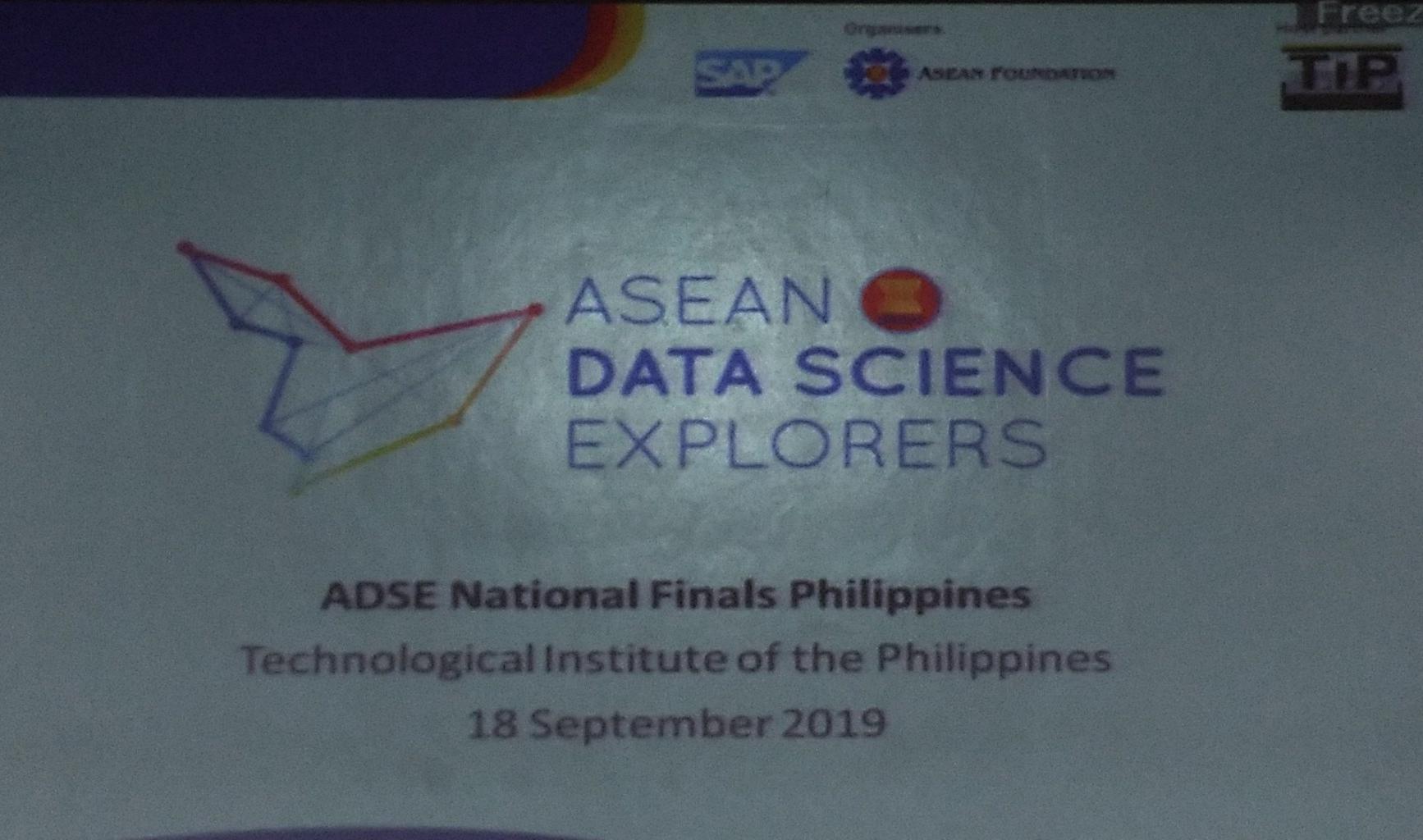 Ateneo Manila Takes PHL ADSE 2109 Nat'l Championship Plum