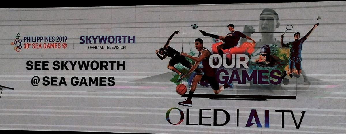 Skyworth Is Official TV Partner of 30th SEA Games