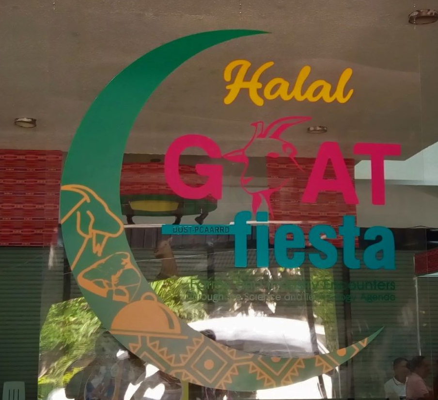 Happening Now: DOST Brings Halal Goat FIESTA to USeP