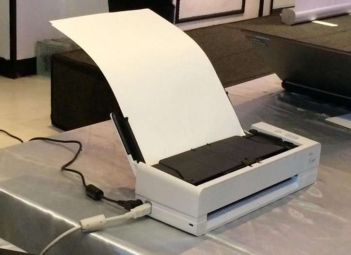 Fujitsu Philippines, Image Scanner fi-800R, hypes, launch