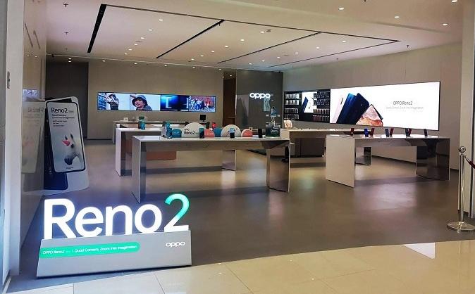 OPPO, Experience Store, General Santos City, Mindanao, Reno2 series