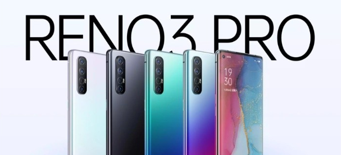 OPPO Launches Reno3 Series Phones in China