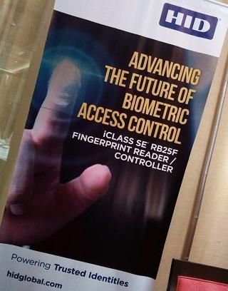 HID Global, fingerprint, promotes, secure, Biometrics