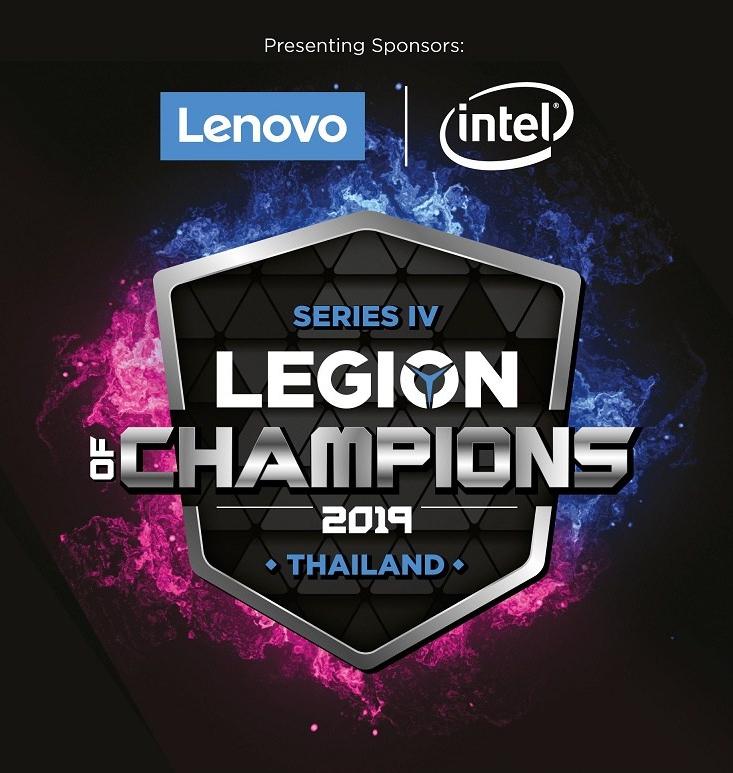 'Bahamut' Competes at Lenovo's Bangkok LoC IV
