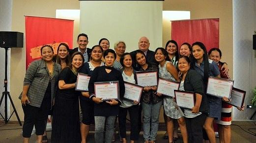 QC Mayor Joy Belmonte, SPARK! Philippines, women entrepreneurs, business, AWEB, WAVE