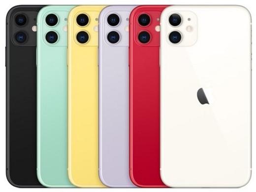 Apple, iPhone 11, smartphone 4Q2019, Samsung, Xiaomi, OPPO