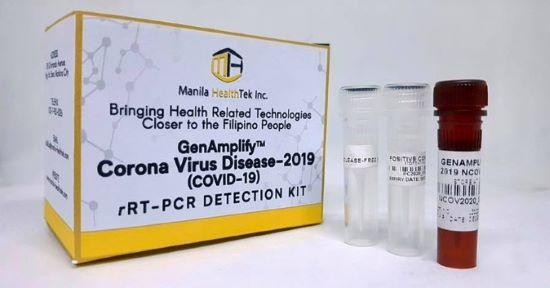 DOST: 6 Hospitals to Get Covid-19 Diagnostic Test Kits