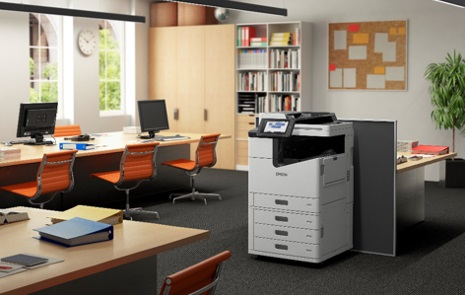 Epson Inkjet's Heat-Free Tech Helps Business, Environment