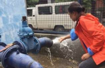 DOST Researchers Use Isotope for Clean Freshwater in Pampanga